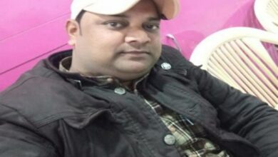Photo of Journalist shot in Ghaziabad passes away; Opposition slams UP Govt