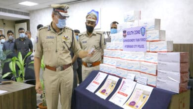Photo of Hyderabad: Covid-19 drugs black market racket busted