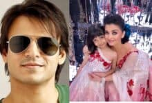Photo of Vivek Oberoi wishes for quick recovery of Aishwarya Rai, her family