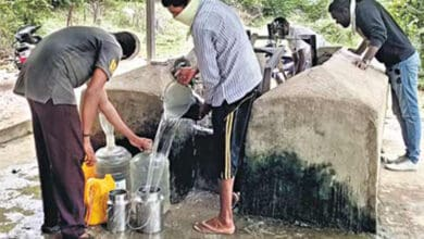 Photo of Water of historic Telangana well believed to have medicinal value