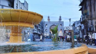 Photo of Historical fountain Gulzar Houz gets facelift