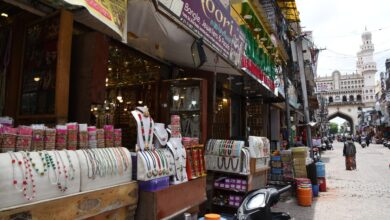 Photo of Lad Bazaar reopened with low footfall