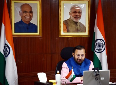 Your suggestions unfounded: Javadekar to Ramesh on EIA draft