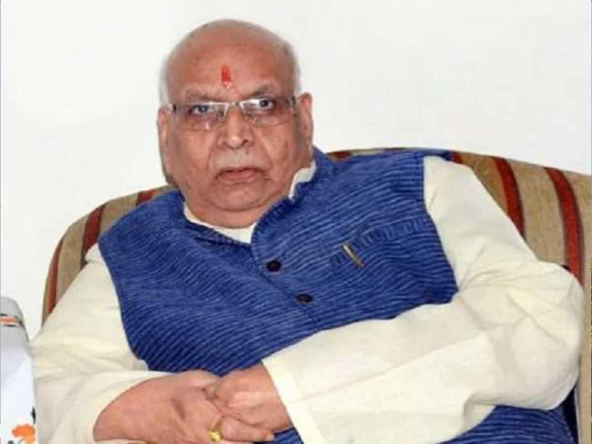 Goa Guv, CM condole death of Lalji Tandon