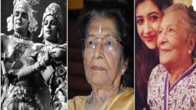Photo of Noted dancer-choreographer Amala Shankar passes away