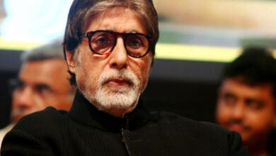 Big B 'moved beyond emotion' as Polish students recite his father's poem