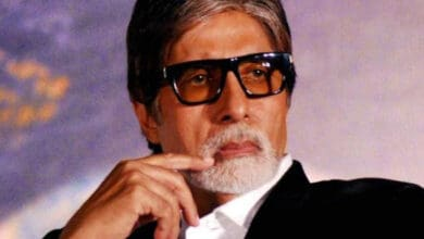 Photo of Big B on how Covid-19 affects mental health
