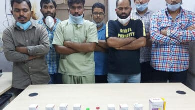 Photo of COVID-19 drugs black market racket busted,7 arrested in city