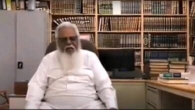 Photo of Indian-origin scholar Zia ur Rahman Azmi passes away in Madinah