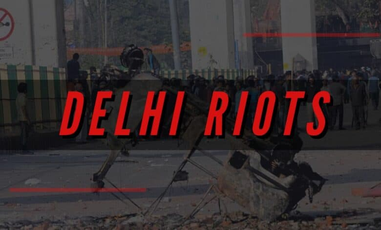 Delhi riots: HC allows two to withdraw pleas, move trial court