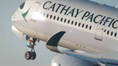 Photo of Cathay Pacific warns of historic .28 billion loss