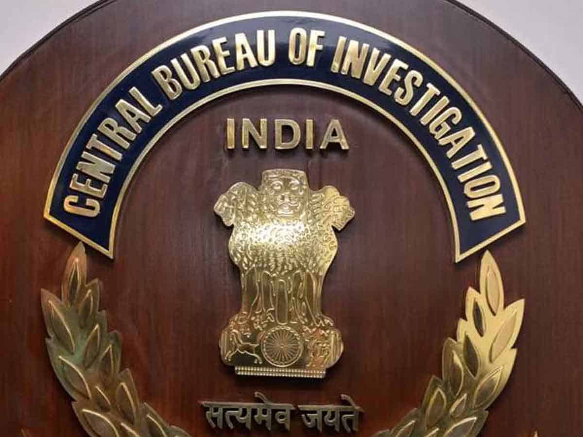 CBI arrests 2 HDFC Bank staff in Rs 2L graft case