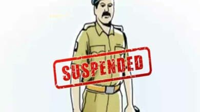 Photo of Two officers suspended in Kanpur kidnap-murder case