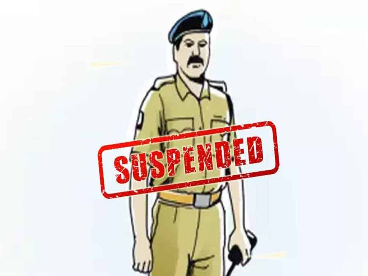 Two officers suspended in Kanpur kidnap-murder case