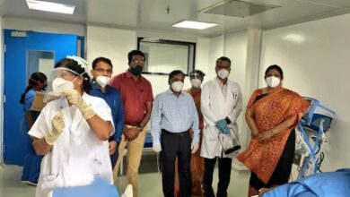 Photo of Hyderabad: Human clinical trials for Covaxin begins at NIMS