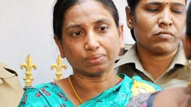 Photo of Rajiv case convict Nalini 'threatens suicide' after quarrel