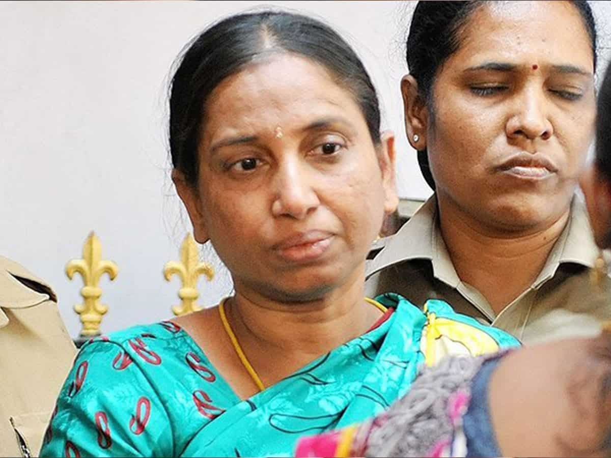Rajiv case convict Nalini 'threatens suicide' after quarrel