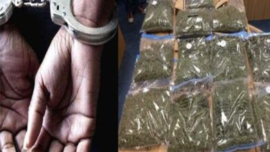 Photo of Delhi's minor boy held in Agra for smuggling cannabis
