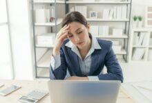 Photo of Hate desk job? It may be good for your mental health
