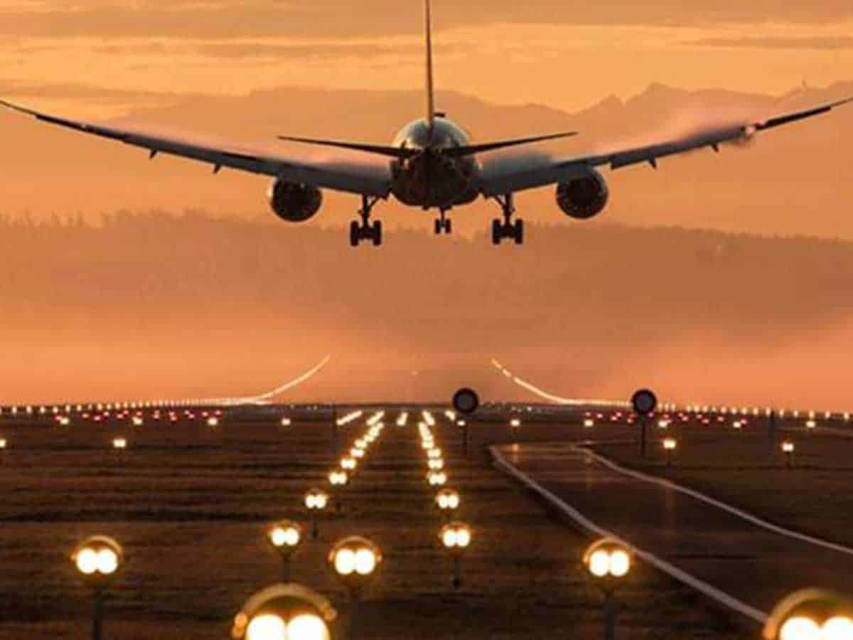 International flights to remain suspended till August 31