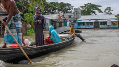 Photo of Half of B'desh affected by devastating floods, 119 dead