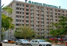 Contract staff at Hyderabad's Gandhi Hospital on indefinite strike