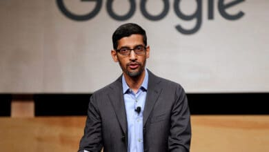 Photo of Google to invest  Rs 75,000cr to help India go digital