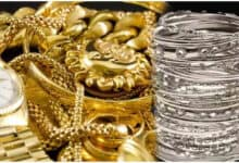 Photo of Gold rises Rs 512, silver jumps Rs 1,448