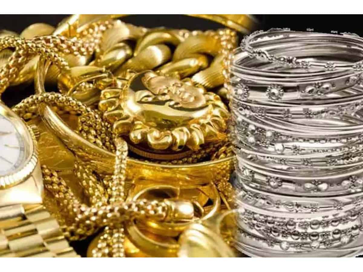 Gold rises by Rs 192, silver zooms Rs 1,832