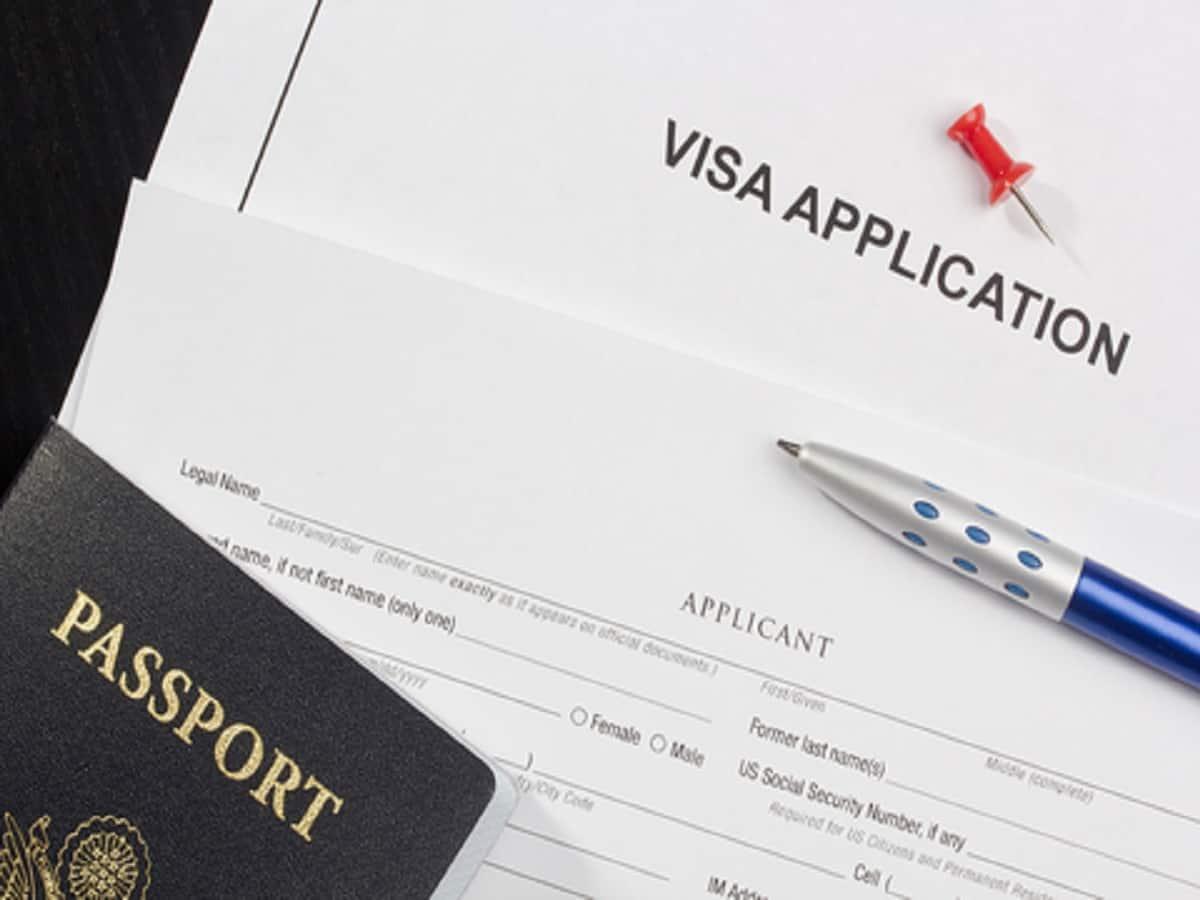 US application form
