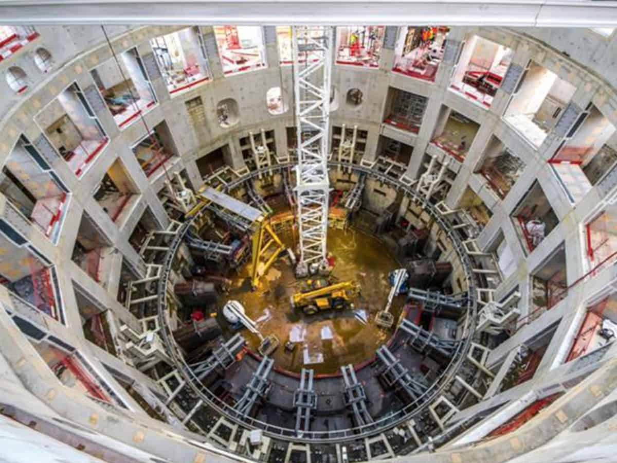 World's largest fusion plant set to create history
