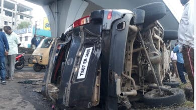 Photo of 23% less fatal accidents reported on Hyderabad roads