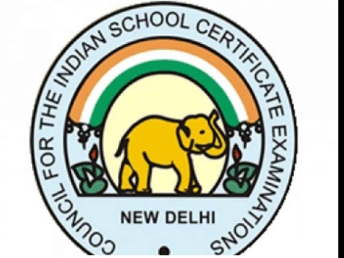 ICSE, ISC results to be declared today at 3 pm