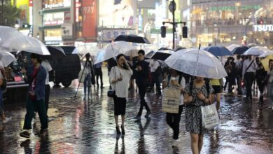 Photo of 7 killed due to flash floods in southwestern Japan