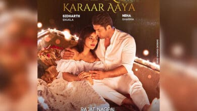 Photo of First poster of Sidharth Shukla, Neha Sharma's new music video impresses fans