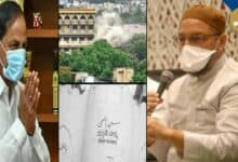 Photo of Owaisi seek action in Mosques demolition incident