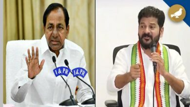 Photo of KCR is big liar, Why owaisi praises: Revanth Reddy
