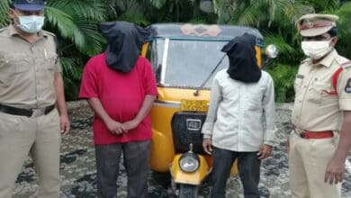 Photo of Two arrested for kidnapping minor girl in city