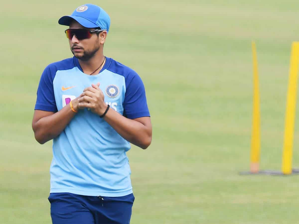 Have already started preparing for Australia tour, says Kuldeep (Lead)
