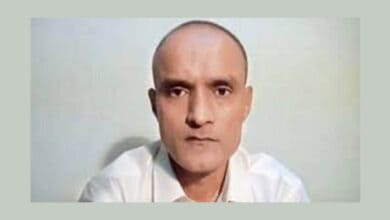 Photo of Pak claims Kulbhushan Jadhav refuses to file a review petition