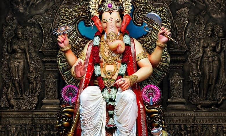 In a first, no giant idol at 86-year-old Lalbaugcha Raja