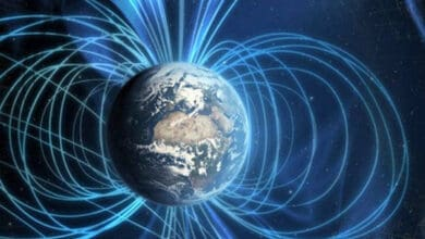 Photo of Earth's magnetic field can change 10 times faster than thought