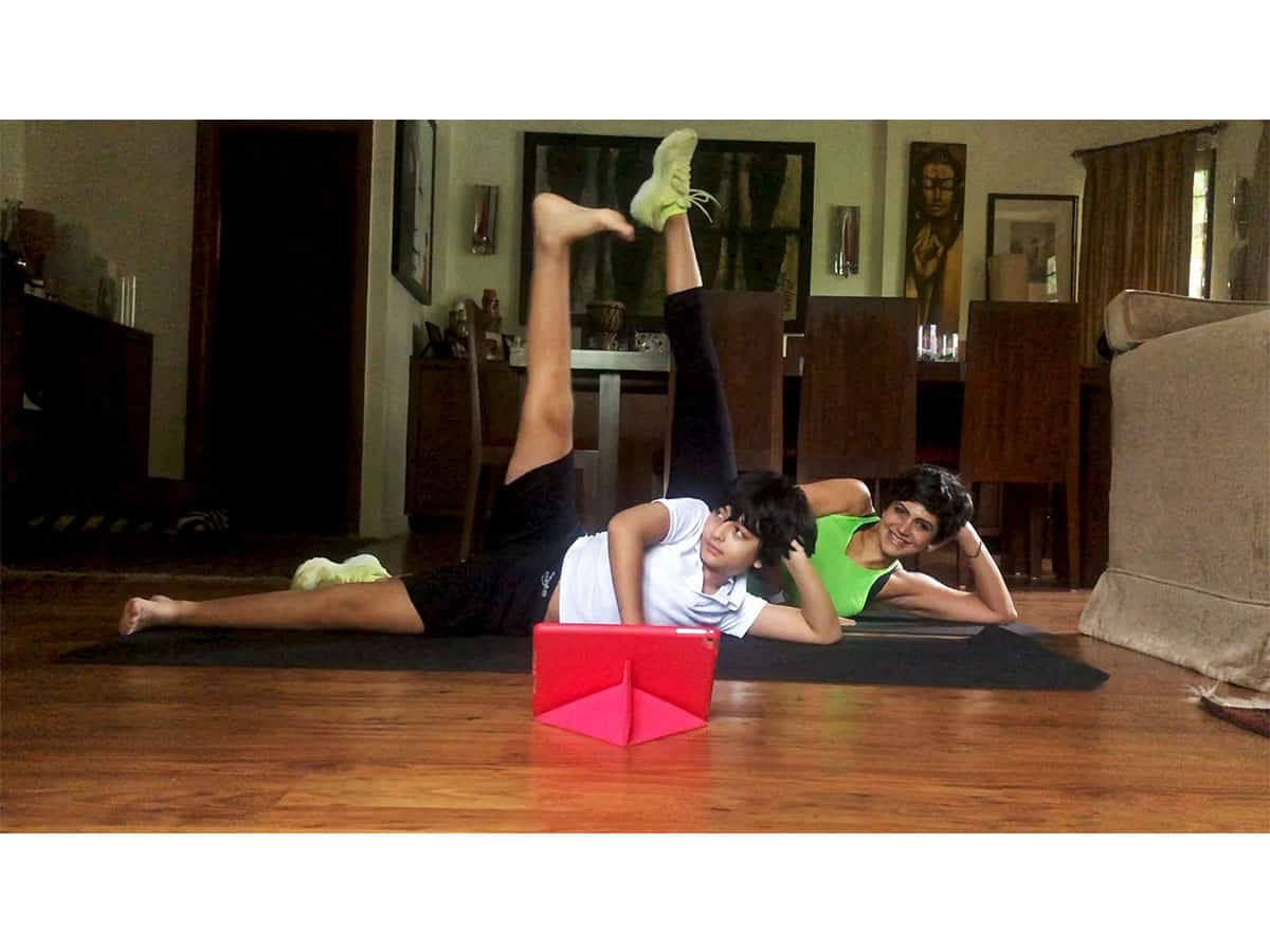 Sports, physical activities help imbibe life values in kids: Mandira Bedi