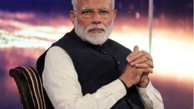 Photo of Modi hails Madhubani painting-based Covid masks