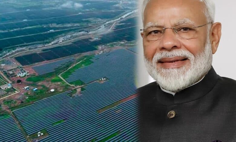 Rewa not largest Solar Plant in Asia, unlike PM's claims