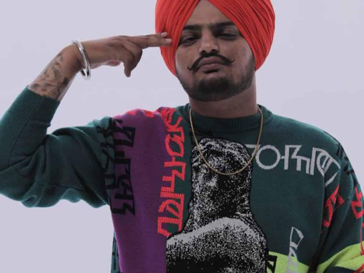 Punjabi singer Moosewala booked for promoting violence, gun culture in new song 'Sanju'