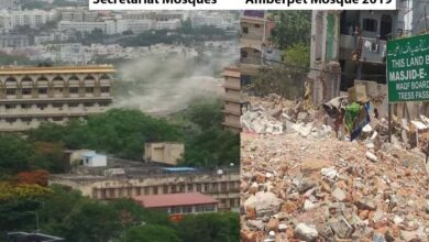 Photo of Targeting mosques: Two demolished, one damaged within 20 days