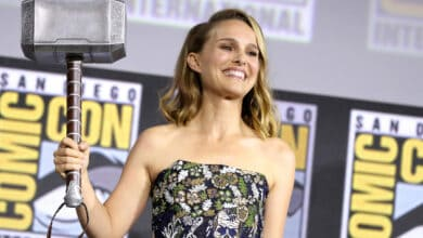 Photo of Natalie Portman excited to play Mighty Thor in upcoming films