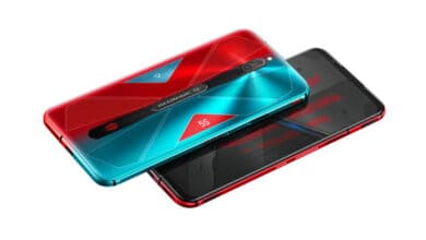 Photo of Nubia Red Magic 5S with upgraded cooling system begun in China