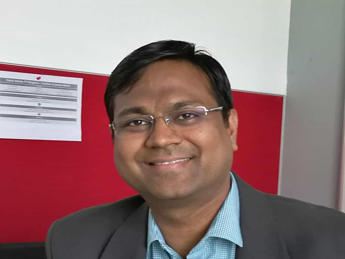 Oracle veteran Mitesh Agarwal